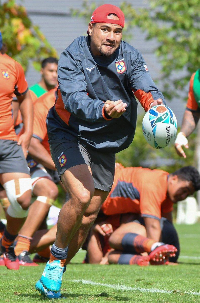Tonga Rugby Union @officialTongaRU