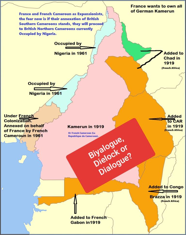 Kamerunin dating site