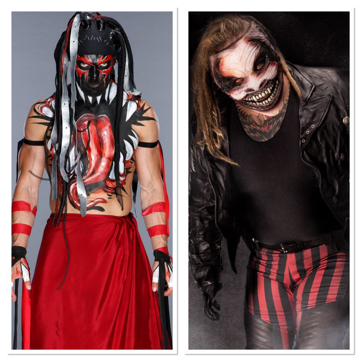 Anyone else want to see This... Demon king vs The Fiend at Wrestlemania for the Universal Championship. GIVE ME WHAT I WANT!!!! #WWE #TheFiend #DemonKing #WrestlingCommunity #FollowFriday
