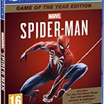 Image for the Tweet beginning: Marvel's Spider-Man Game Of The