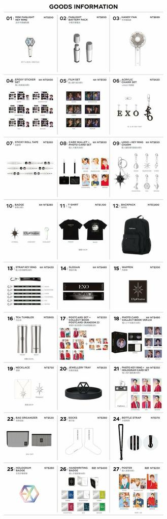 Anyone interested with EXPLORATION GOODS from TAIPEI?!? ORDER FORM will be posted tonight.  2019.09.27 ETA 2019.10.01 DM FOR SURE BUYERS  #EXplOrationinManila  #EXplOrationinTaiwan  #EXplOrationinTaipei<br>http://pic.twitter.com/lVnittiusK