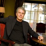Image for the Tweet beginning: Anthony Bourdain auction to fund