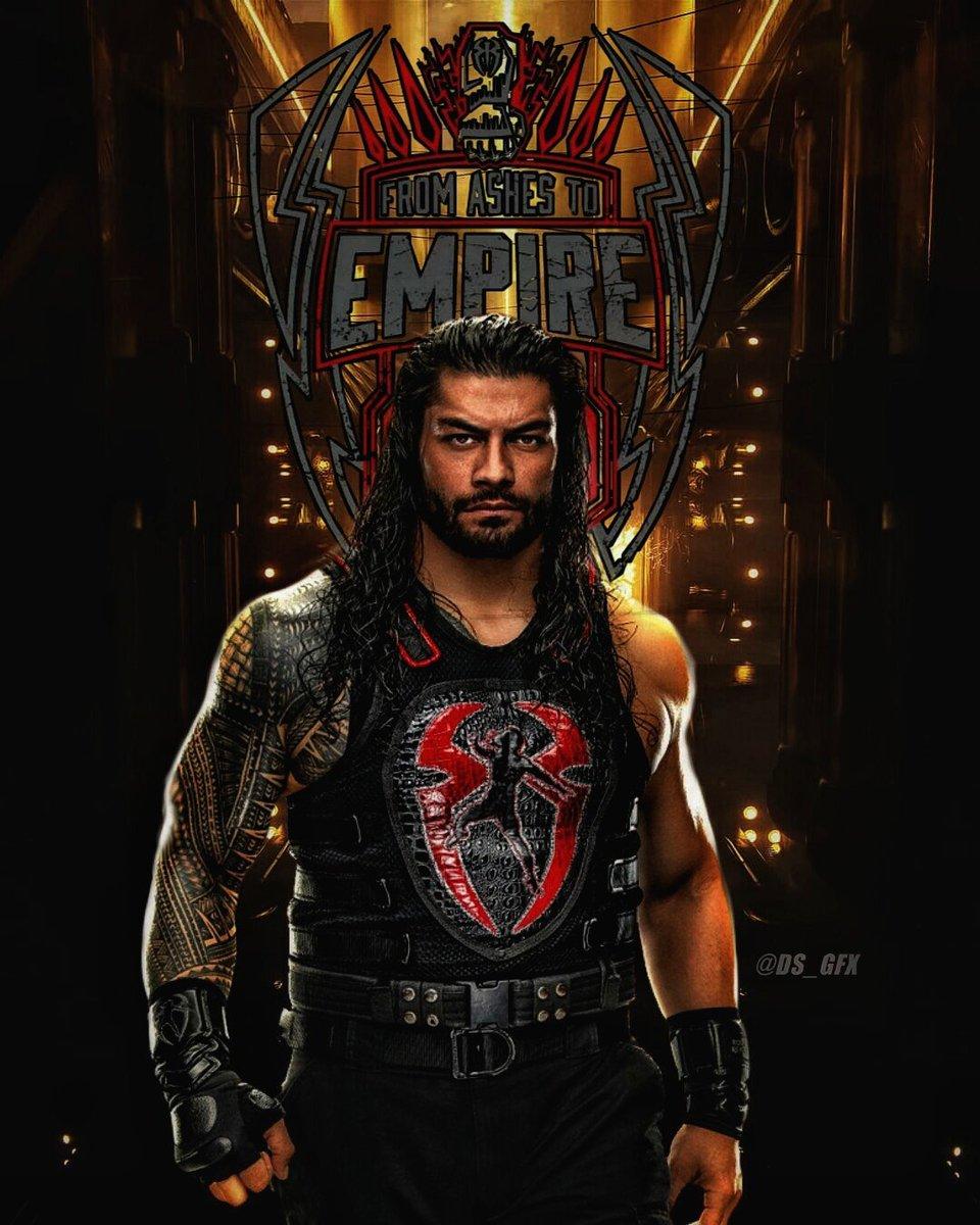 #TheBigDog @WWERomanReigns  #RomanReigns #RomanEmpire#WWE #Raw #SDLive #WWEFanArtDon't step into The Big Dog's yard.