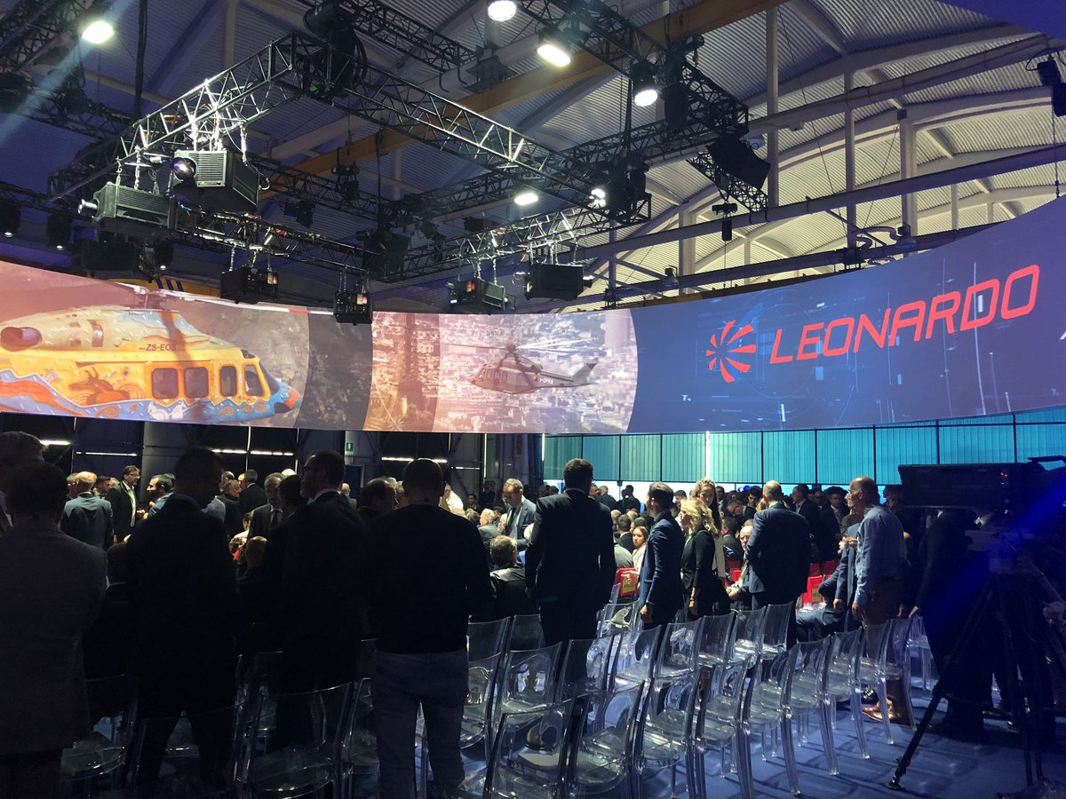 A special event is about to begin.....#StayTuned #AW139 #SimplyNoRivals #Grazie1000