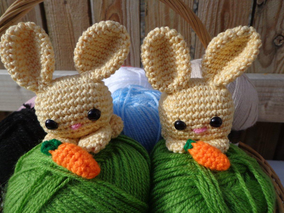 PATTERN - Miss Bunny - amigurumi pattern, crochet pattern, bunny ... | 900x1200
