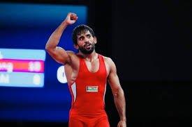 Bajrang Punia reaches quarterfinal, Sakshi Malik loses at World Wrestling Championships.#wrestling #wwe #mma #prowrestling #bjj #ufc #boxing #jiujitsu #raw #muaythai #grappling #nxt #fitness #kickboxing #judo #aew #wrestler