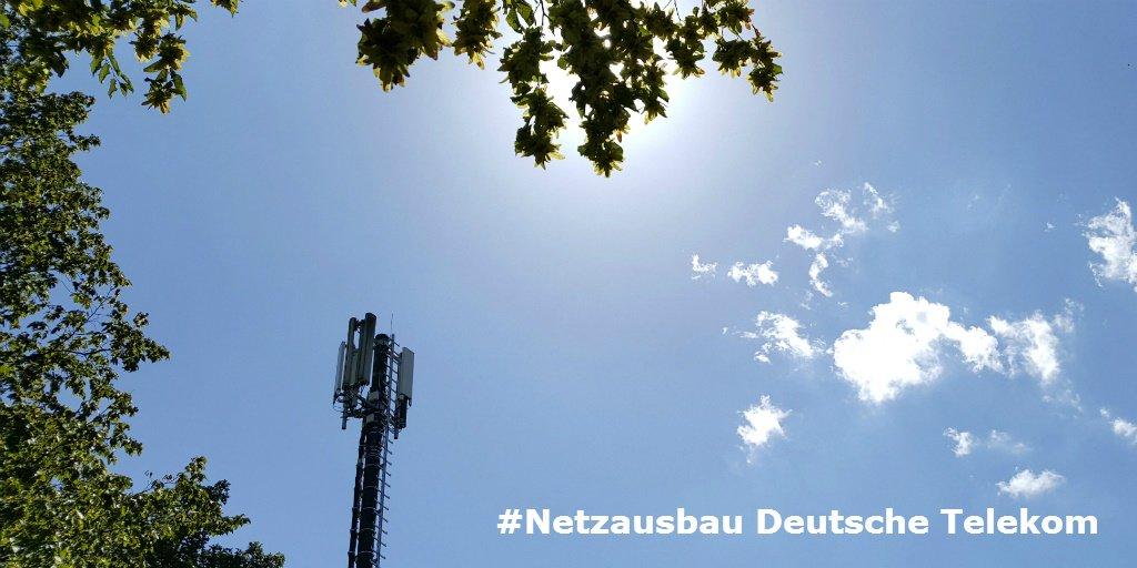 Social Media Post: #Mobilfunk-Standorte im #Wetteraukreis erweitert/neu gebaut...