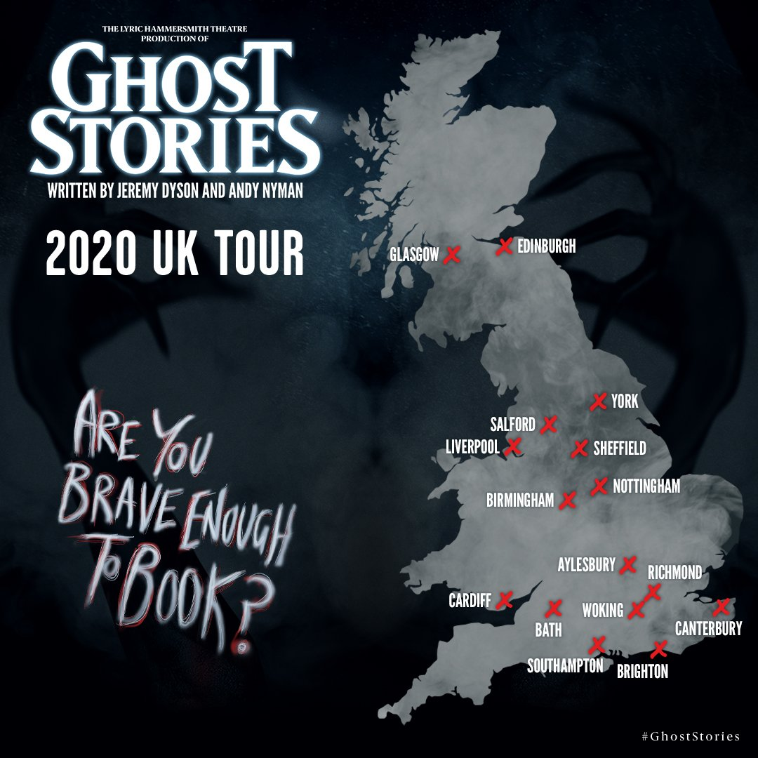Wicked Tour 2020.Ghost Stories On Twitter Something Wicked This Way Comes