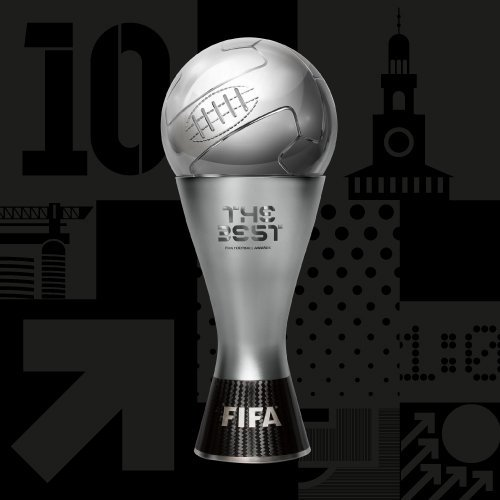 #NewProfilePic giving us that #FridayFeeling 🙂🏆#TheBest | #FIFAFootballAwards