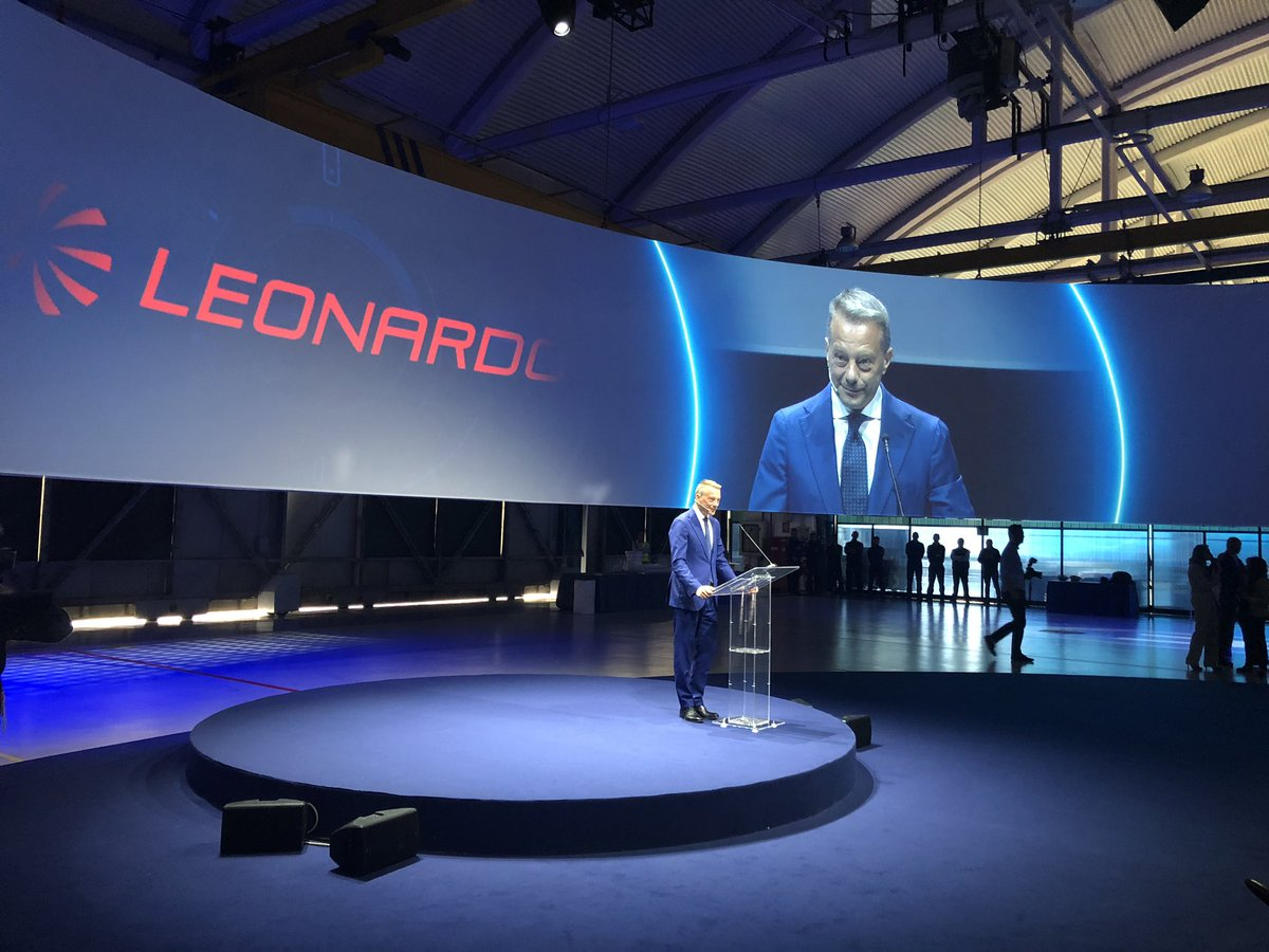 Gian Piero Cutillo, Managing Director of #Leonardo's Helicopter Division: Today we celebrate an extraordinary moment. The #AW139 is the result of skills, insights, sacrifices, trust, spirit of collaboration, ability to listen, learn and adapt to the different challenges