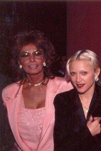 Happy Birthday (September 20) to Sophia Loren!