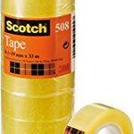 Image for the Tweet beginning: Sellotape Original Golden Tape Roll