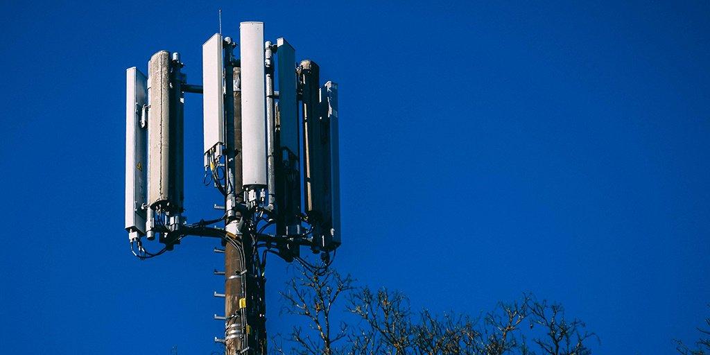 Social Media Post: #Telekom hat im Landkreis Ludwigsburg #LTE erweitert. Auch...