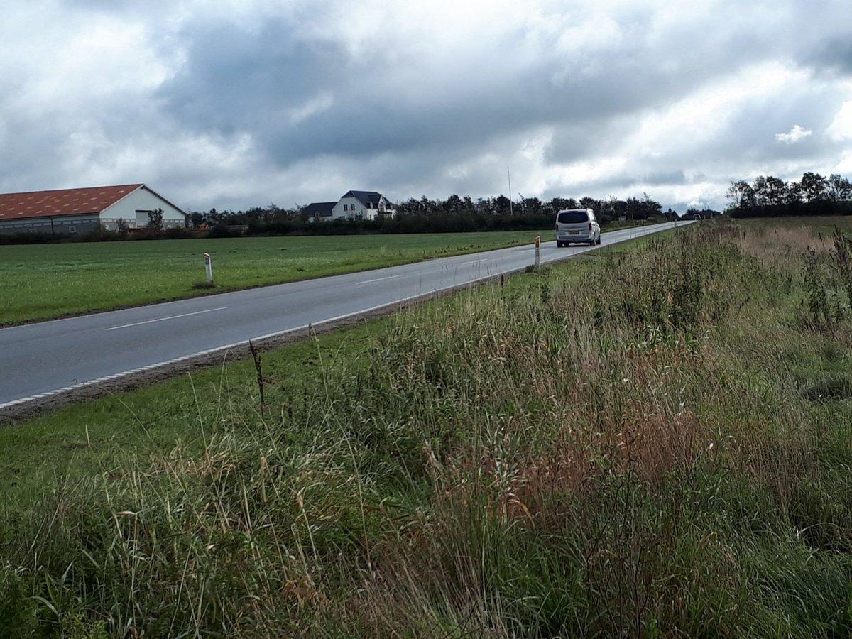 Atk målte igen fredag på fokusstrækning Jelsvej ved Rødding 5 overtrædelser, højeste 100kmt. #atkdk #politidk https://t.co/ANYPeFK8hi