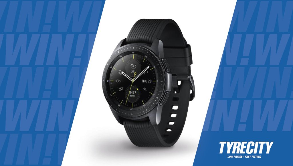 #COMPETITION TIME  Win a Samsung Galaxy smart watch in our #giveaway!  RT & F + let us know why you'd like to win this amazing prize!  Ends midnight 22/09!  #Competition #WinIt #weekendvibes #FridayMotivation #FridayFeeling #winner #winners<br>http://pic.twitter.com/KEKiicwo0u