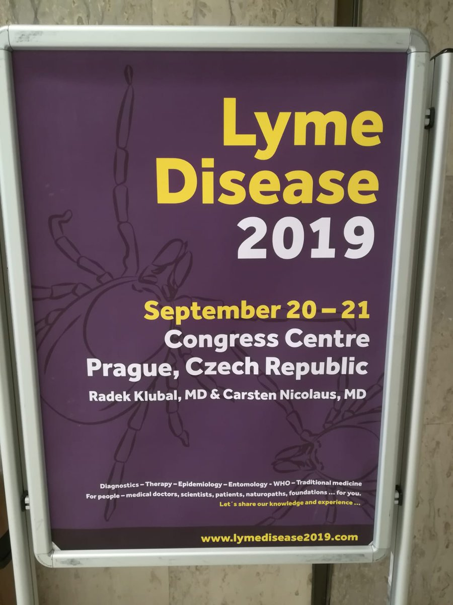 test Twitter Media - We're at the Lyme disease Conference in Prague this weekend. Stop by our stand to say hello if you're attending! We have great neighbours @Make_Well_Lyme too! #BCAclinic #LymeDisease #lymediseaseawareness https://t.co/TZ4gp7qhqH