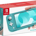 Image for the Tweet beginning: Switch Lite is out today