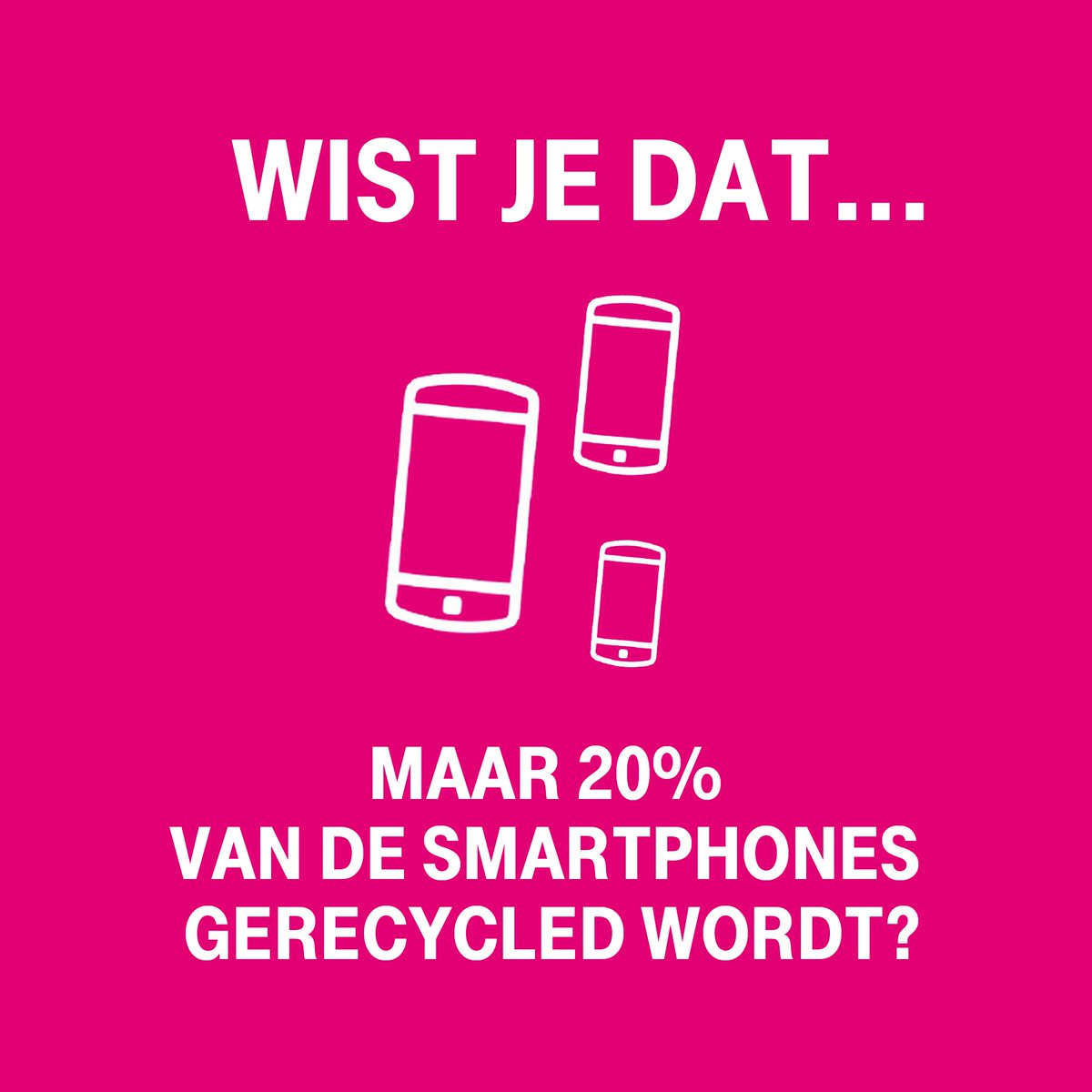 Social Media Post: Vandaag riep Staatssecretaris @svveldhoven Nederland op oude...