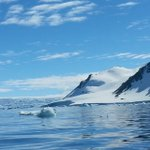 Image for the Tweet beginning: 2009: The first Antarctic Marine