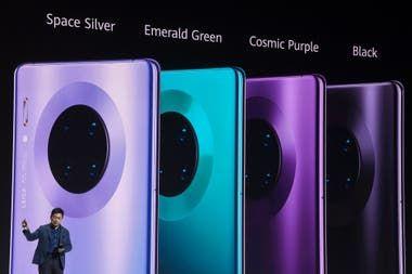 Mate 30 Pro: el celular de Huawei con dos cámaras de 40 MP y sin apps de Google