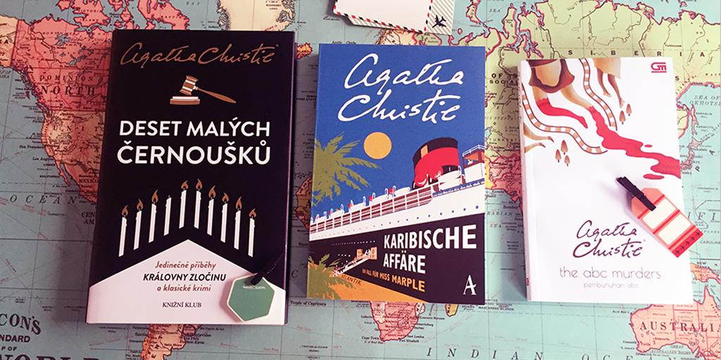 We spoke to international publishers about some of their Christie bestsellers 🌎🌍🌏bit.ly/ACBestsellers