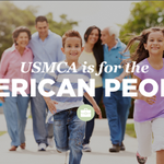 Image for the Tweet beginning: #USMCA has some of the