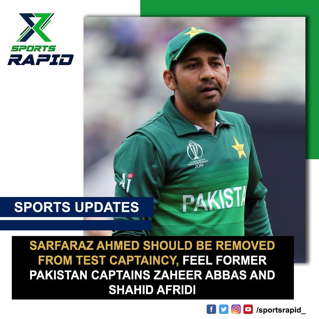 Do you think the PCB will take any decision based on the former captain's word make any changes?#pakcricket #pakistan #psl #f #cricket #lovecricket #shahidafridi #sarfarazahmed #imamulhaq #greenshirt #wehavewewill #pakistancricket #fastbowler #pakistancricketteam