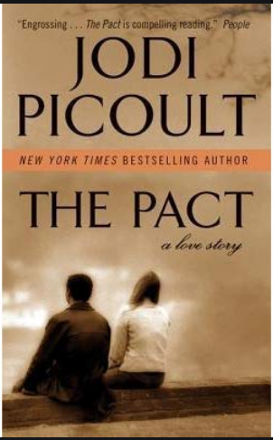 My #fridayreads is The Pact by Jodi Picoult. <br>http://pic.twitter.com/7Fun6m1pvw