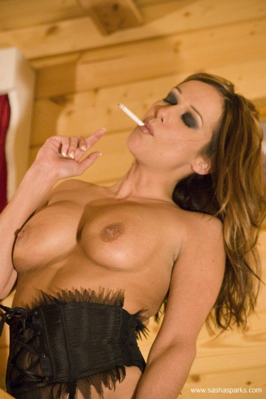 Sultry smoking fetish porn with beautiful pornstars