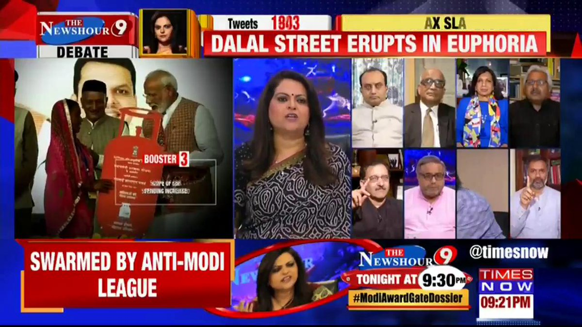 I think what the Govt. has done today was long overdue: @sumanthraman, Political Analyst tells Navika Kumar on @thenewshour. | #NDADiwaliTaxGift