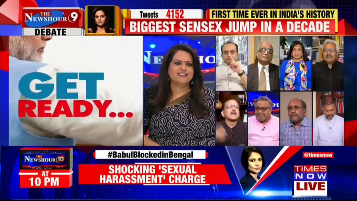 This is one of the boldest reforms: @ShekharIyer9, Senior Journalist tells Navika Kumar on @thenewshour. | #NDADiwaliTaxGift