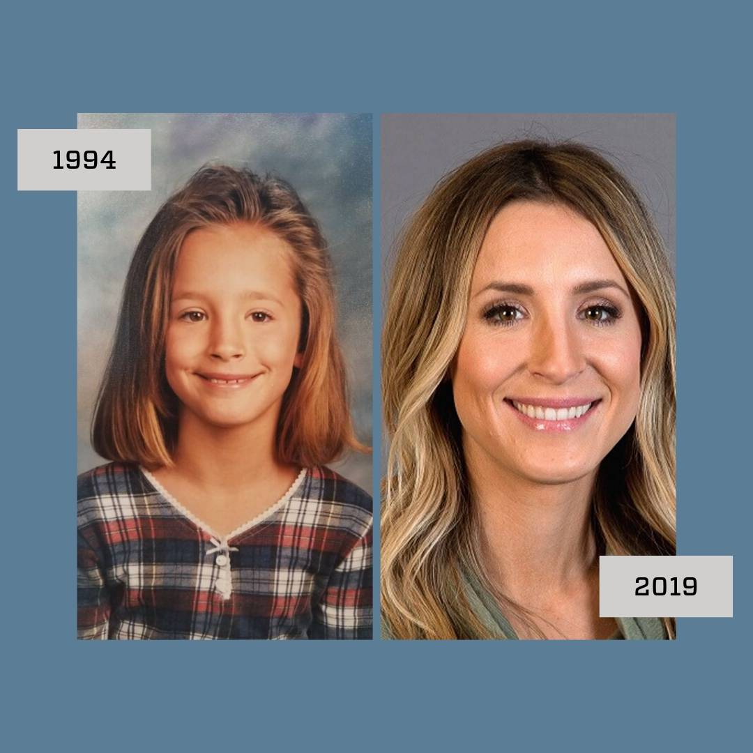 It isn't a birthday celebration without a few of our favorite people. To celebrate 25 years, we're sharing #throwback pictures of the GMS team! Here is Hailee, a manager on our sales team. Where were you in 1994? #GMS25 #anniversary #locumtenens #locums #globalmedicalstaffing