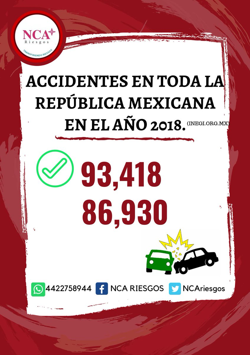 #datoscuriosos  #seguridad #ProteccionCivil #trasferir #riesgos #seguro #vida #ABAseguros #Queretaro #Mexico  #calendario #Milenio #HDI #Elpotosi #sura