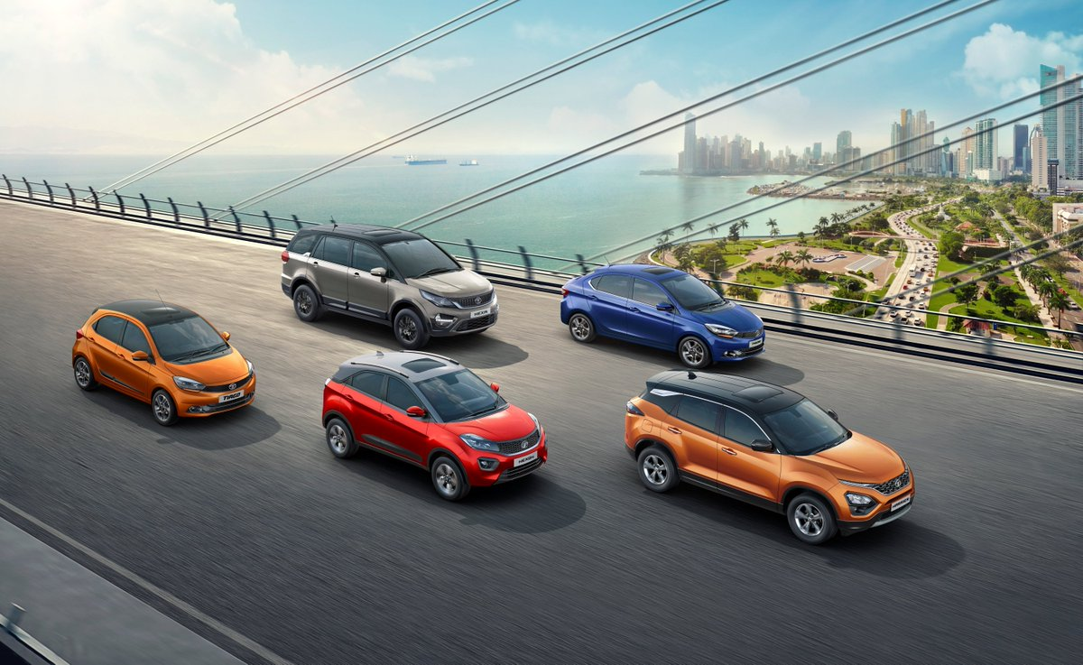 .@TataMotors brings out Pro Editions for its carsYou can upgrade your Tata cars to Pro versions upon a payment of as less as Rs. 29,999Some of the features offered under the Pro edition are automatic sunroof, chrome packs and ambient mood lighting @TataCompanies #Tatamotors