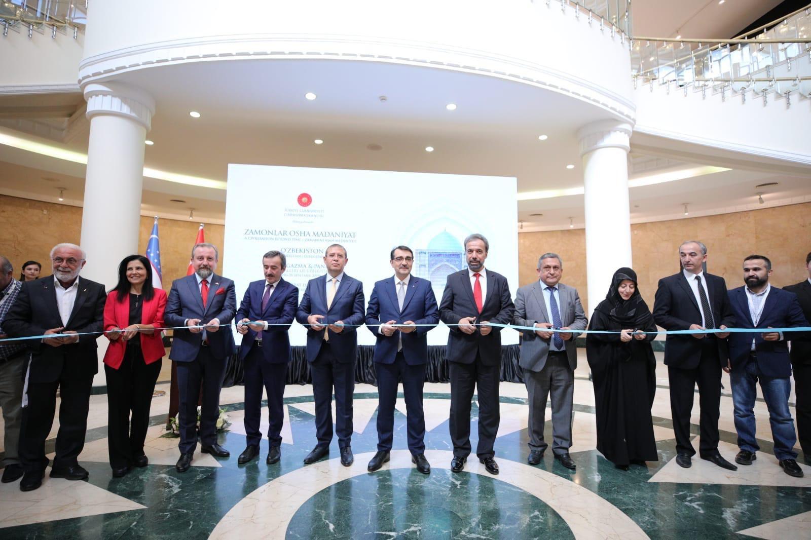 Zamanını Aşan Medeniyet: Özbekistan Sergi ve Paneli