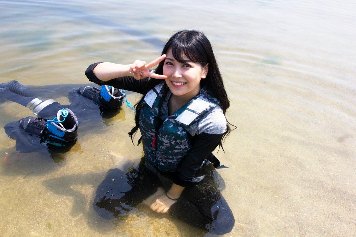 NMB48の女子旅コンテンツが無料アプリWATCHYで配信開始!NMB48のおでかけショートトリップ!白間美瑠×太田夢莉の気ままな女子旅今回は大阪のときめきビーチでフライングボードに挑戦!お楽しみに~!