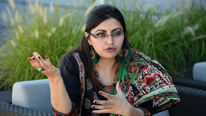 Prominent Pakistani rights activist Gulalai Ismail has sought asylum in the US.Ismail is facing sedition charges for her work with an ethnic Pashtun rights movement https://aje.io/jw3g4