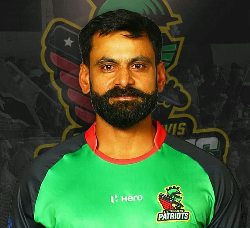 Mohammad Hafeez for st kitts patriots in carribean premier league against jamaica Tallawahs   37 runs 25 ball's 5 four's 1 six 148.00 sr And with the bowl 4 overs 13 runs 1 wicket 3.25 eco #CplT20 #MohammadHafeez<br>http://pic.twitter.com/WFERYJ8fTl