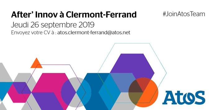 📅 RDV le 26 septembre prochain à #ClermontFerrand pour participer...