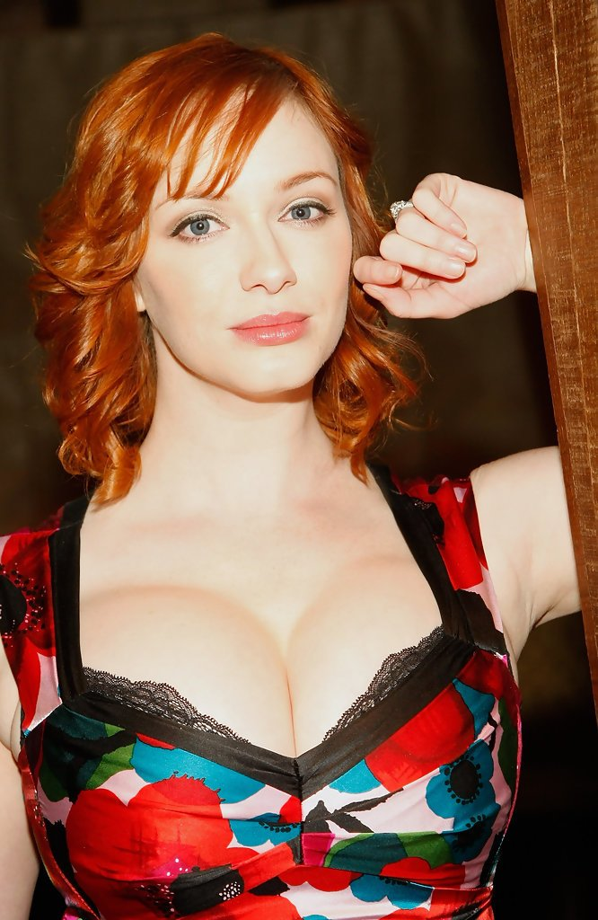 Redhead from mad men nude porn