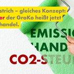 Image for the Tweet beginning: Das #Klimapaket der #GroKo ist