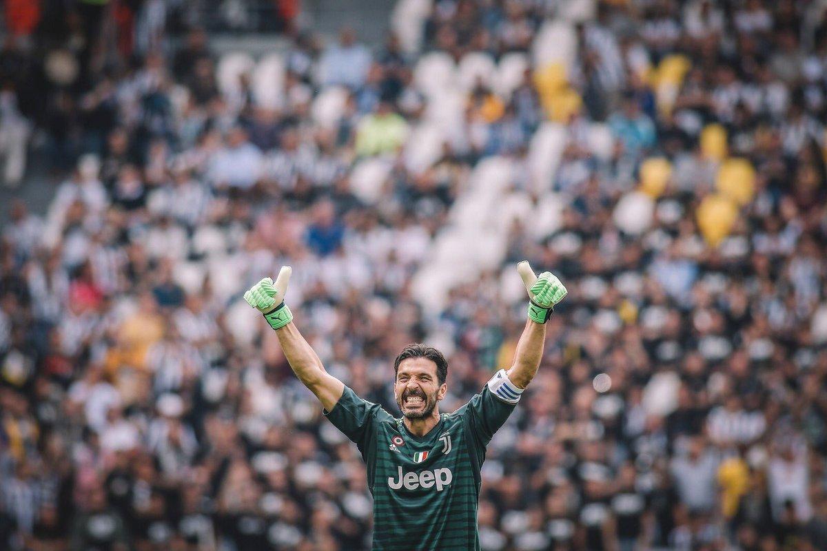 Gianluigi Buffon @gianluigibuffon