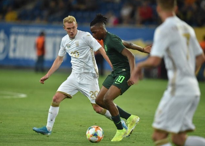 How Super Eagles debutant ended up with Iconic Number 10 -  http:// tinyurl.com/y5h7676l     <br>http://pic.twitter.com/jtI5rr8oDQ