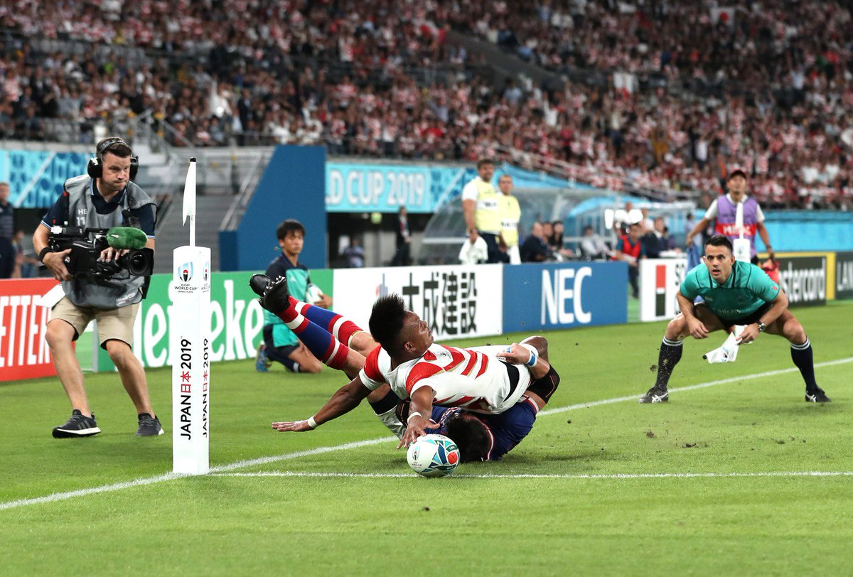 test Twitter Media - Enjoy that #JPNvRUS match? Get a first look at the match highlights at https://t.co/5JxzEAK7VX or on the Rugby World Cup APP.   #RWC2019 https://t.co/nHLTPTWqPN