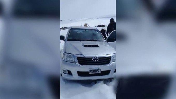 #Neuquén | Encontraron muertos a los dos hombres perdidos en la Ruta 13