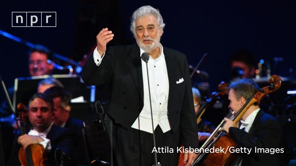 Plácido Domingo is scheduled to sing at New York's Metropolitan Opera next week. But a number of Met employees say that they find the situation untenable. https://n.pr/2AuHvwi