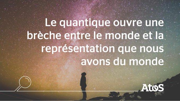 Le #quantique, tout le monde en parle, mais sommes-nous capables de le définir ?...