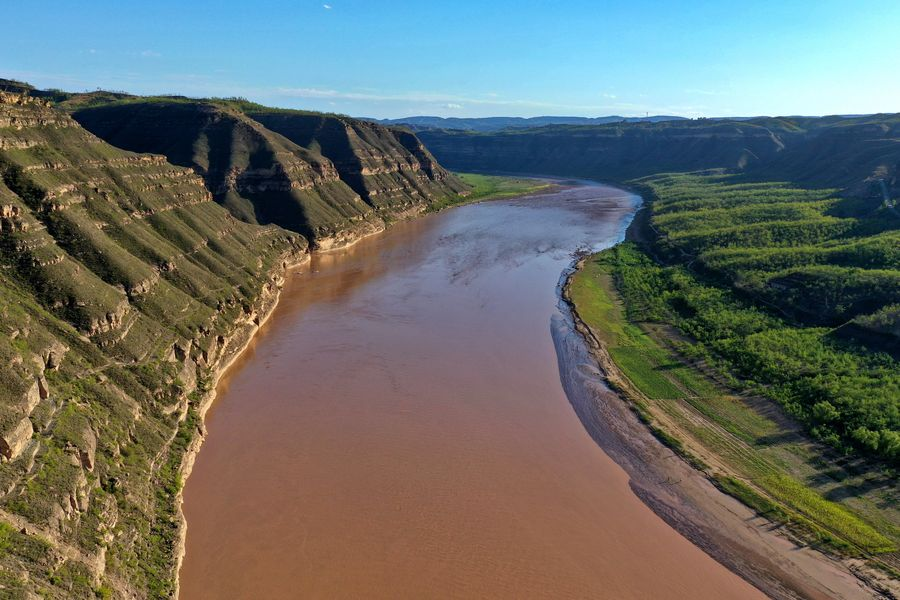 Take a look at some of the facts about #YellowRiver, mother river of Chinese nation. It is expected to play a more important role in the country's development with new efforts in environmental protection and high-quality development in the river basin http://xhne.ws/axP9Q