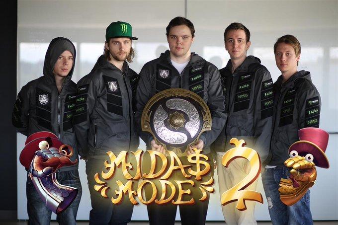 Alliance Midas Mode 2.0