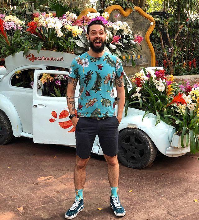 Hoje mostramos no #MaisVoce um pouquinho dos lançamentos da Expoflora, a maior exposição de flores e plantas ornamentais da América Latina. Lá são exibidas as novidades que chegam agora no mercado, e tem cada coisa linda! O evento vai até dia 29 de setem… https://ift.tt/31F8qS1